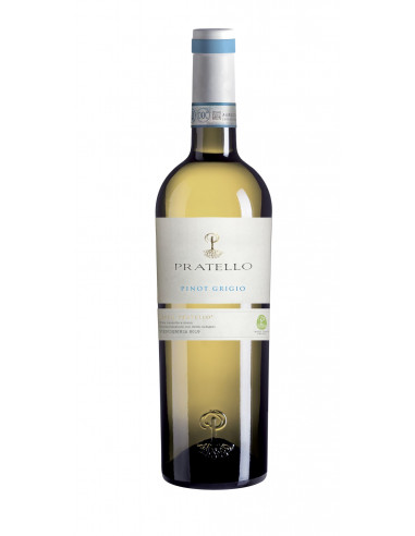 Pratello Pinot Grigio Organic DOC...