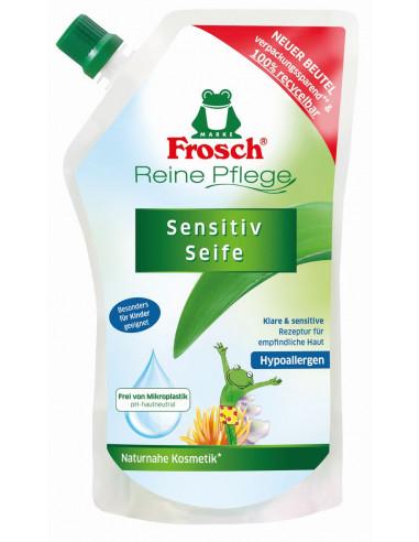 Frosch vedelseep laste täide 500 ml