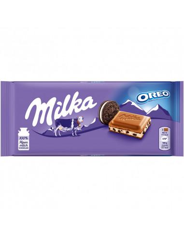 Milka piimašokolaad Oreo 100g