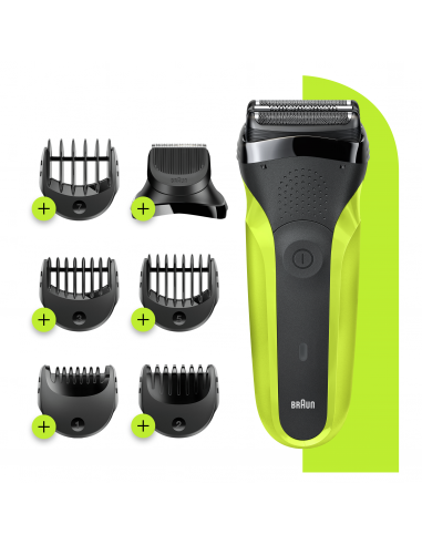 300BT pardel Series 3 Shave&Style 3-in-1