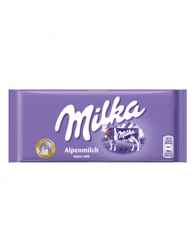 Milka piimašokolaad 100g
