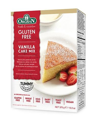 ORGRAN gluteenivaba vanilje koogisegu...