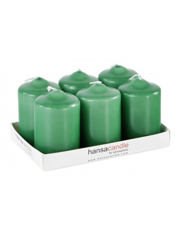 Hansa Candle lauaküünal 40x60cm 6tk,...