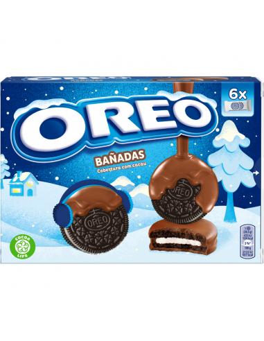Oreo Choc'o Brownie küpsised 176g