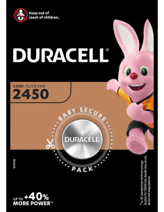 Duracell patarei DL 2450 3V...
