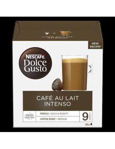 """KAST 3tk! NESCAFÉ® Dolce Gusto """"Café..."""