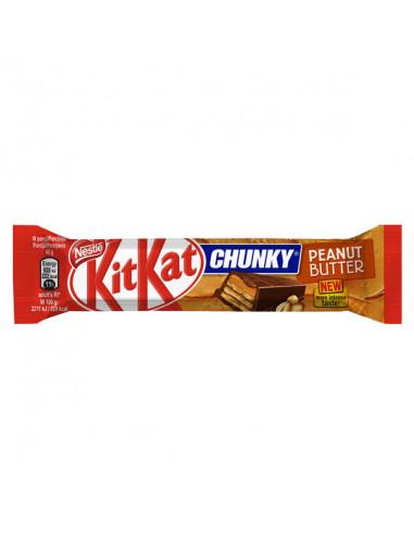 KAST 36tk! KitKat Chunky Peanut...
