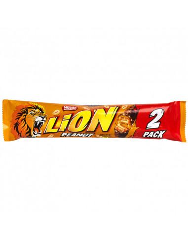 KAST 28tk! Lion Peanut 2Pack 60g