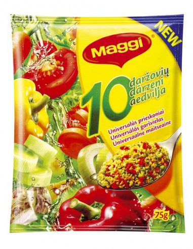 """KAST 20tk! MAGGI® """"10 aedvilja""""..."""
