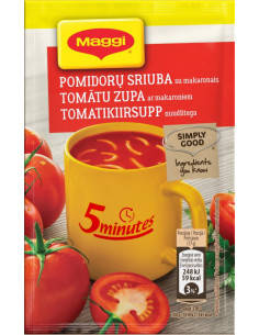 KAST 26tk! MAGGI® tomati...