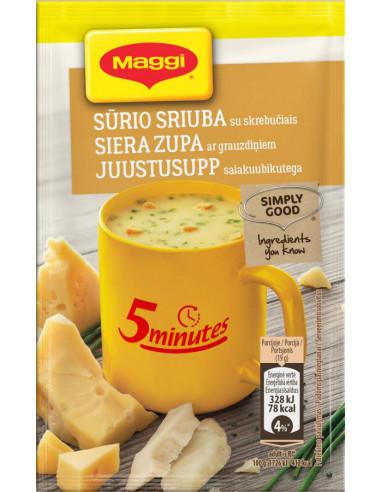 KAST 30tk! MAGGI® juustu kiirsupp...