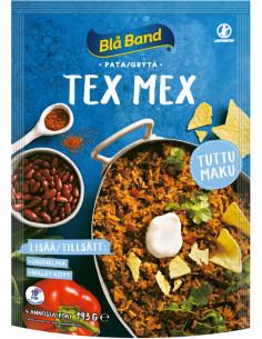 KAST 11tk! Blå Band Tex Mex...