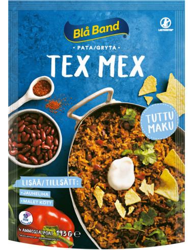 KAST 11tk! Blå Band Tex Mex pajaroog...