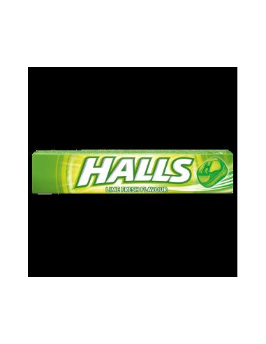 KAST 20tk! Halls pastillid Fresh Lime...