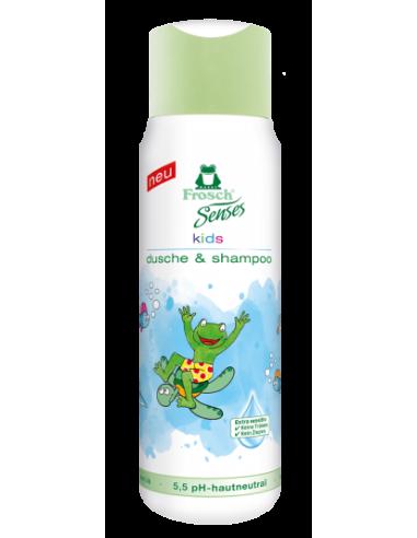 KAST 6tk! Frosch dušigeel ja šampoon...
