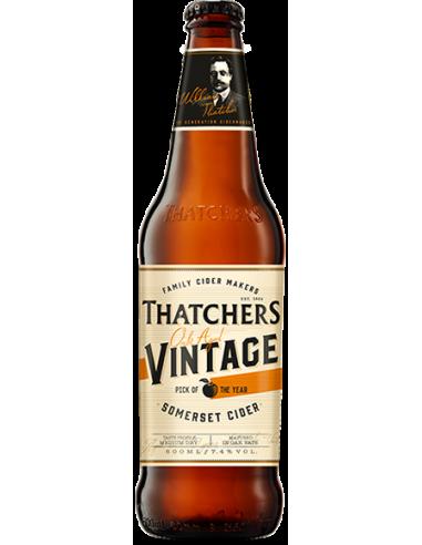 KAST 12tk! Thatchers Vintage 7.4% 50...