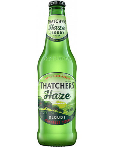 KAST 12tk! Thatchers Somerset Haze...