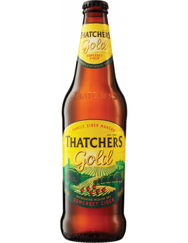 KAST 12tk! Thatchers Gold 4.8%+PANT