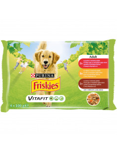 KAST 10tk! FRISKIES Adult...
