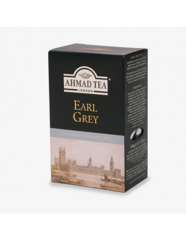 KAST 24tk! Ahmad must tee Earl Grey 100g