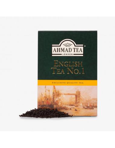 KAST 24tk! Ahmad must tee English tea...