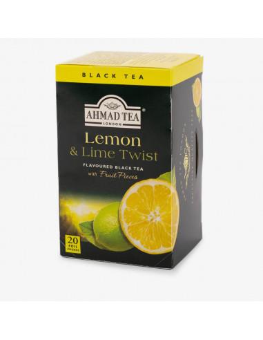 KAST 6tk! Ahmad must tee Lemon&Lime...