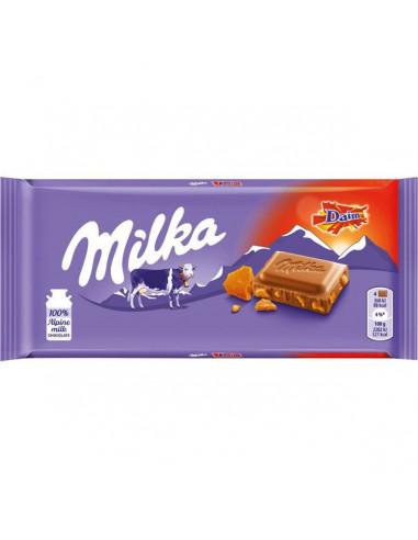 KAST 22tk! Milka piimašokolaad Daim 100g