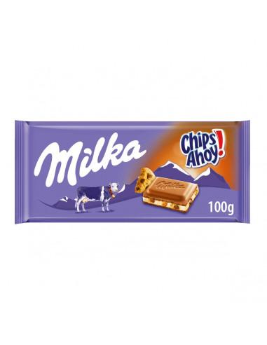 KAST 22tk! Milka piimašokolaad Chips...