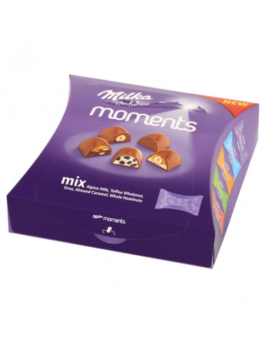 KAST 16tk! Milka Moments mix 97g