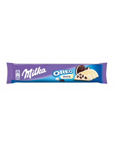 KAST 36tk! Milka valge šokolaad Oreo...