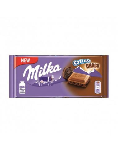 KAST 22tk! Milka piimašokolaad Oreo...