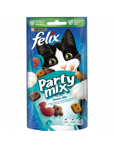 KAST 8tk! Felix Party Mix Ocean Mix...