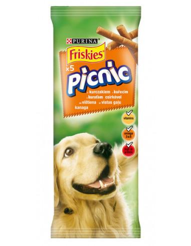 KAST 32tk! FRISKIES Picnic Dog,...