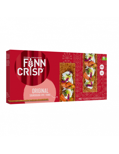 KAST 9tk! FINN CRISP Original Taste...