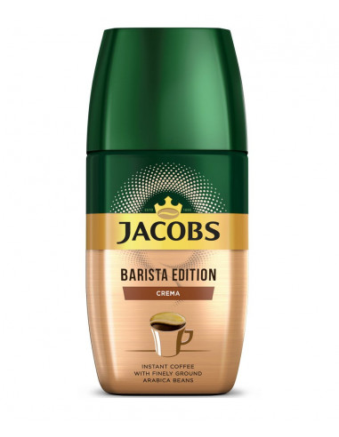 KAST 6tk! JACOBS BARISTA Crema...