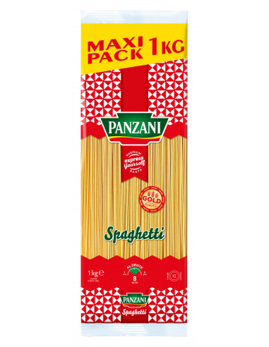 KAST 12tk! Panzani Spaghetti spagetid...