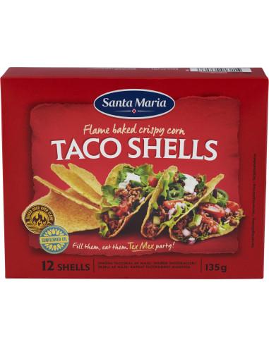KAST 12tk! Santa Maria Taco taskud 135g
