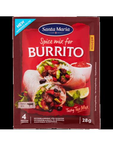 KAST 20tk! SANTA MARIA Burrito...
