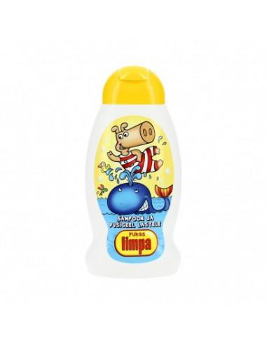 KAST 5tk! LIMPA šampoon & dušigeel...