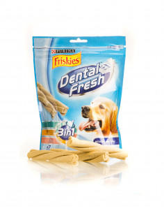 KAST 6tk! FRISKIES Dental...