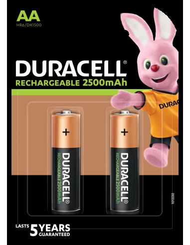 Duracell akupatarei NiMH HR6 AA...