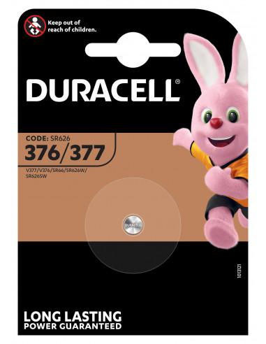 KAST 10tk! Duracell patarei 376/377...