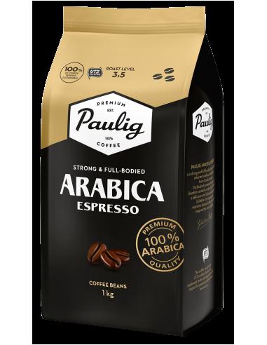 KAST 4tk! Paulig Arabica Espresso...