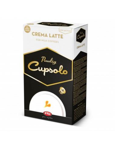 KAST 6tk! PAULIG Crema Latte Cupsolo...