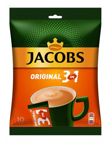 KAST 14tk! Jacobs 3in1 lahustuv kohv...