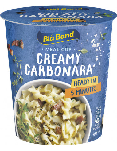 KAST 8tk! Blå Band Creamy Carbonara...