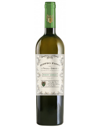 Doppio Passo Pinot Grigio Friuli DOC...