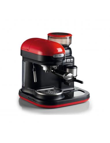 1318 Ariete Moderna Espresso Red...