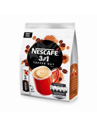 KAST 18tk! NESCAFÉ® 3in1 Toffee Nut 160g