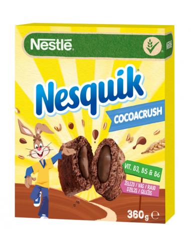 KAST 16tk! NESQUIK® Cocoacrush 360g